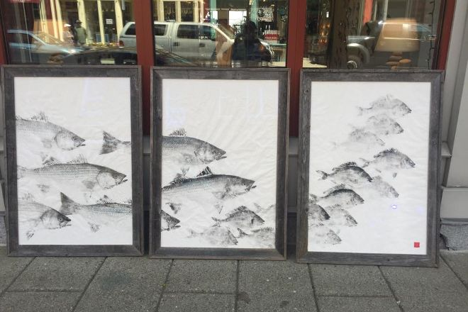 Fished Impressions, Salem, United States