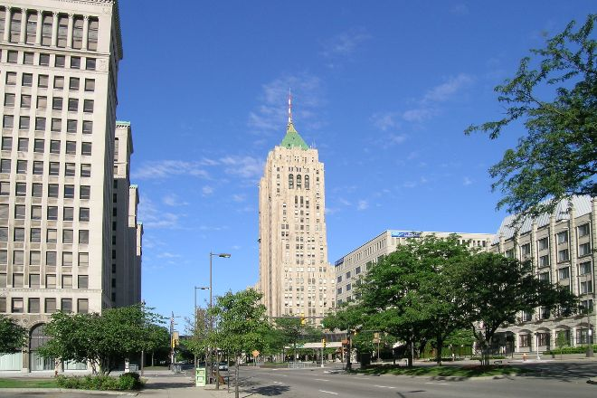 Fisher Building, Detroit, United States