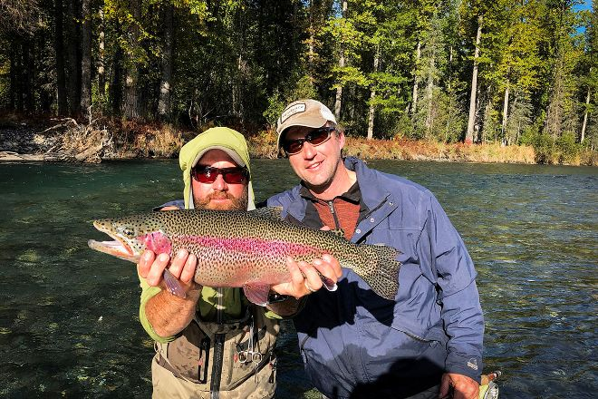 FishHound Expeditions, Girdwood, United States