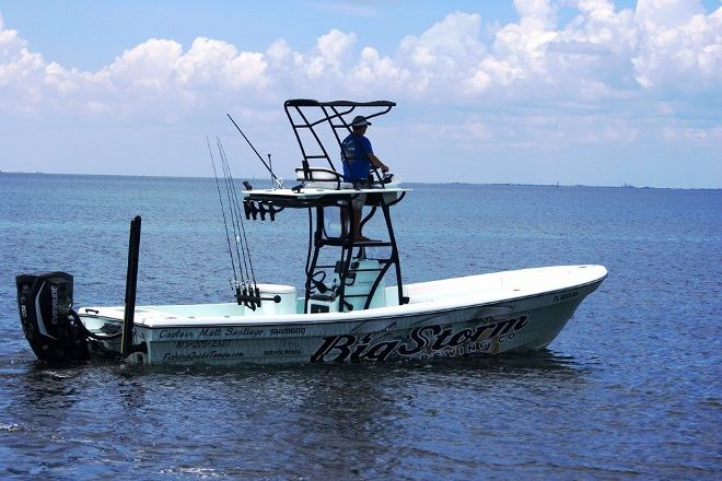Fishing Charters with Captain Matt Santiago, Ruskin, United States