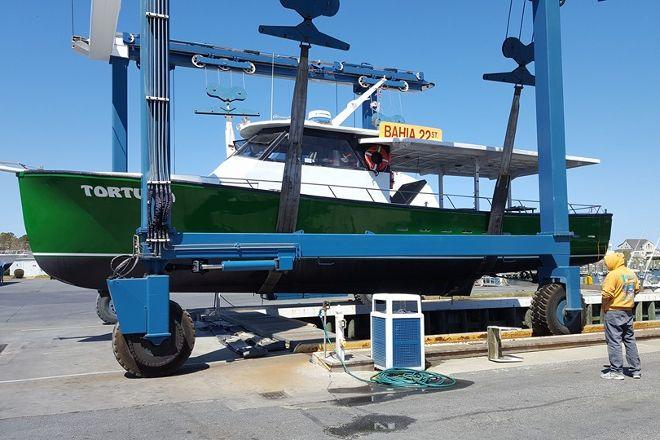 Fishing Tortuga, Ocean City, United States