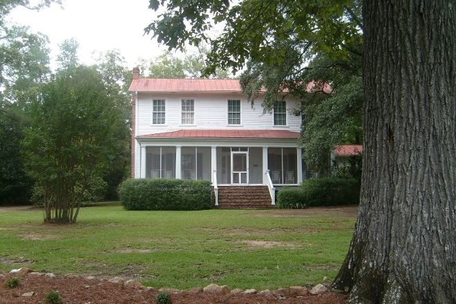 Flannery O'Connor Memorial Room, Milledgeville, United States