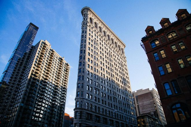 Flatiron Building, New York City, United States