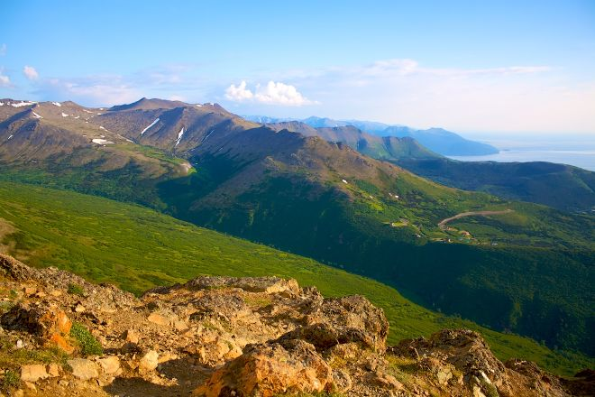 Flattop Mountain Trail, Anchorage, United States