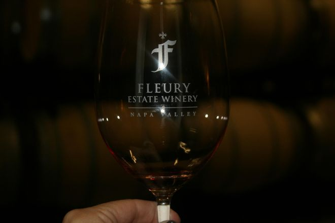 Fleury Estate Winery, Rutherford, United States