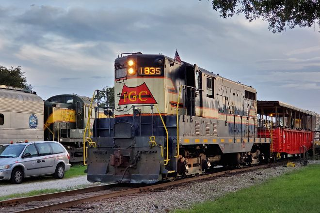 Florida Railroad Museum, Parrish, United States