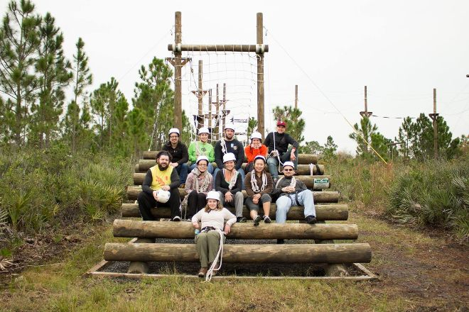 Florida Tech Challenge Course, Fellsmere, United States