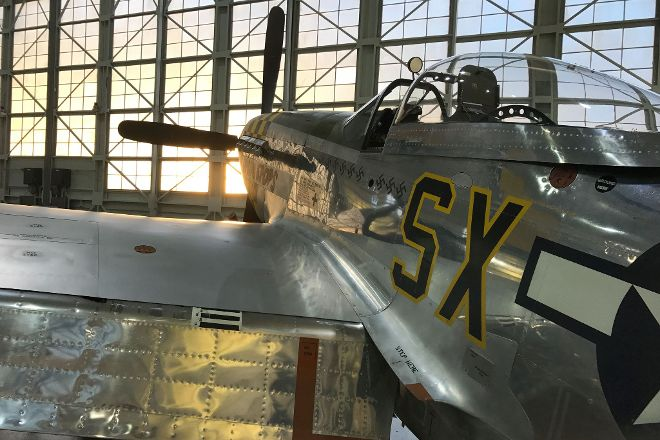 Flying Heritage & Combat Armor Museum, Everett, United States