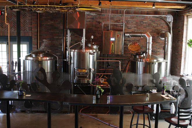 Foam Brewers, Burlington, United States