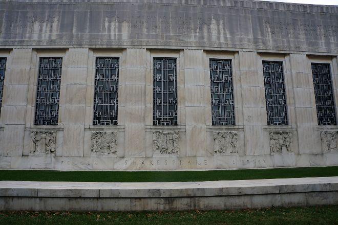 Folger Shakespeare Library, Washington DC, United States