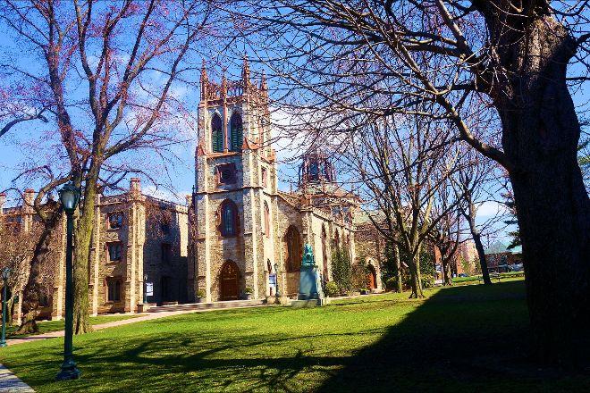 Fordham University Church, Bronx, United States