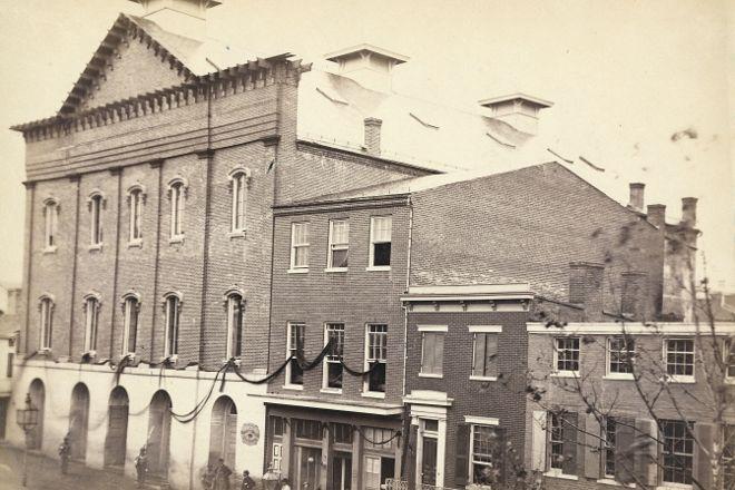 Ford's Theatre, Washington DC, United States