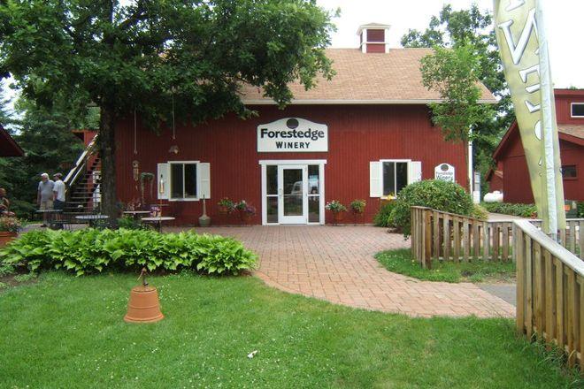 Forestedge Winery, LaPorte, United States