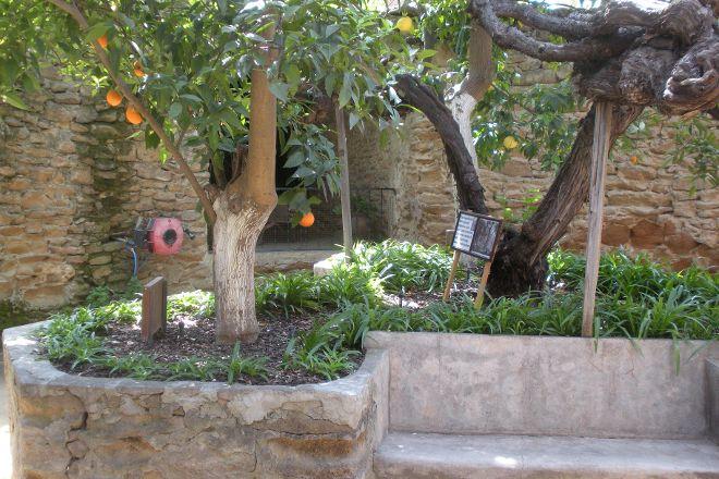 Forestiere Underground Gardens, Fresno, United States