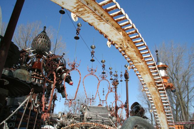 Forevertron, North Freedom, United States