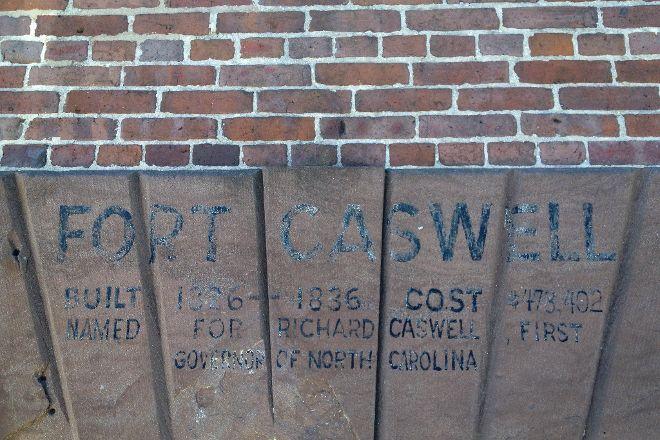 Fort Caswell, Oak Island, United States