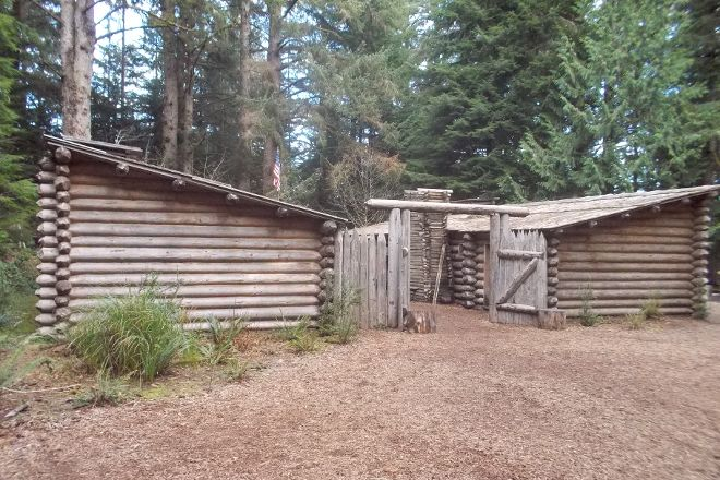 Fort Clatsop National Memorial, Astoria, United States