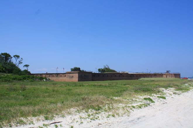 Fort Gaines, Dauphin Island, United States