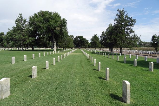 Fort Lyon National Cemetery, Las Animas, United States