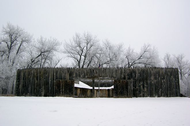 Fort Mandan, Washburn, United States