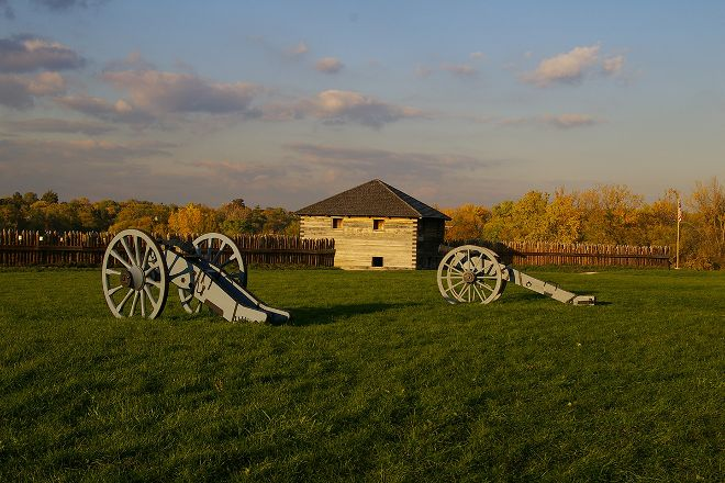 Fort Meigs Ohio's War of 1812 Battlefield, Perrysburg, United States