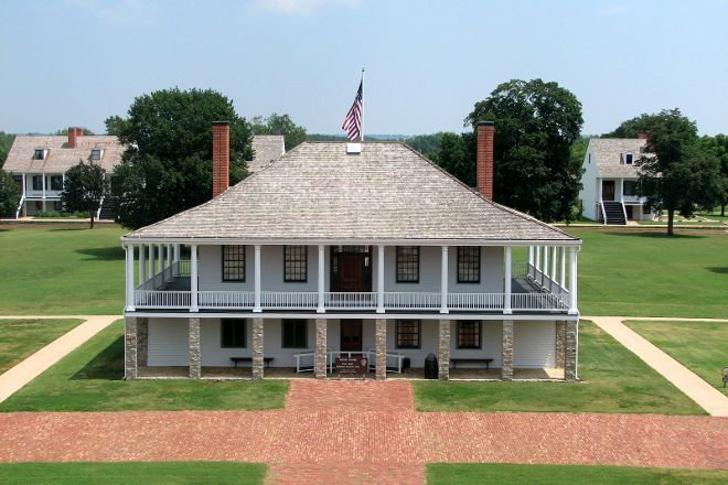 Fort Scott National Historic Site, Fort Scott, United States