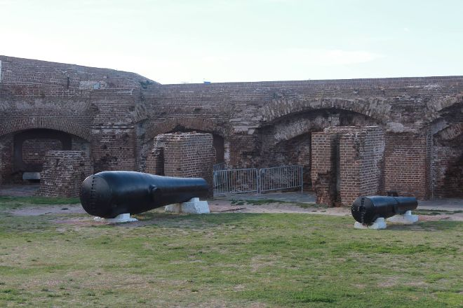 Fort Sumter Tours, Charleston, United States