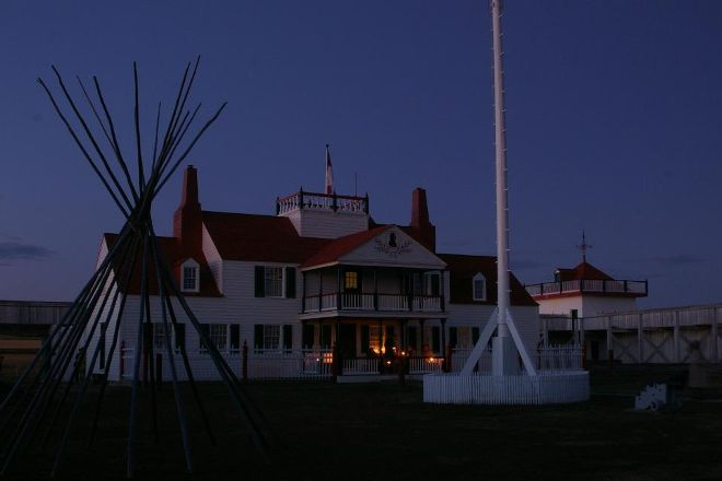 Fort Union Trading Post, Williston, United States