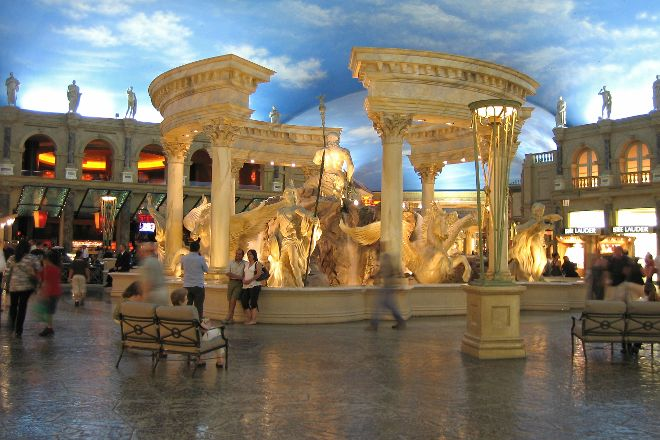 The Forum Shops at Caesars, Las Vegas, United States
