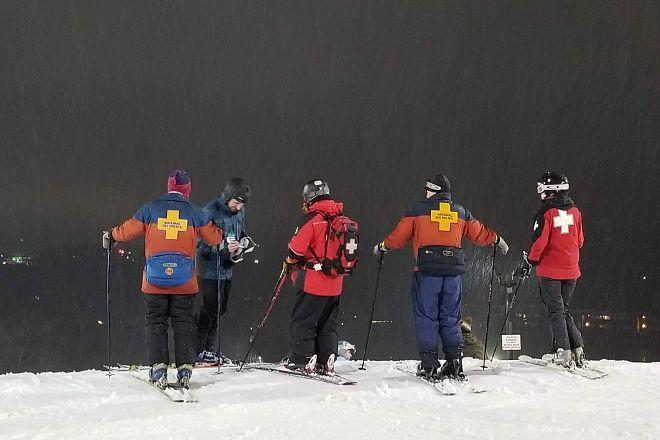 Four Lakes Ski Area, Lisle, United States