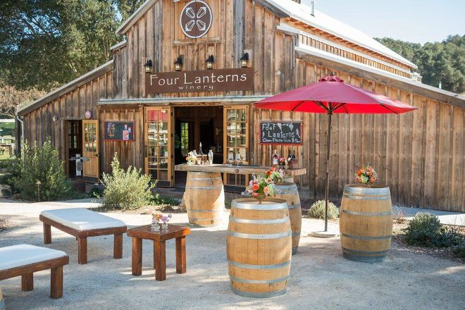 Four Lanterns Winery, Paso Robles, United States