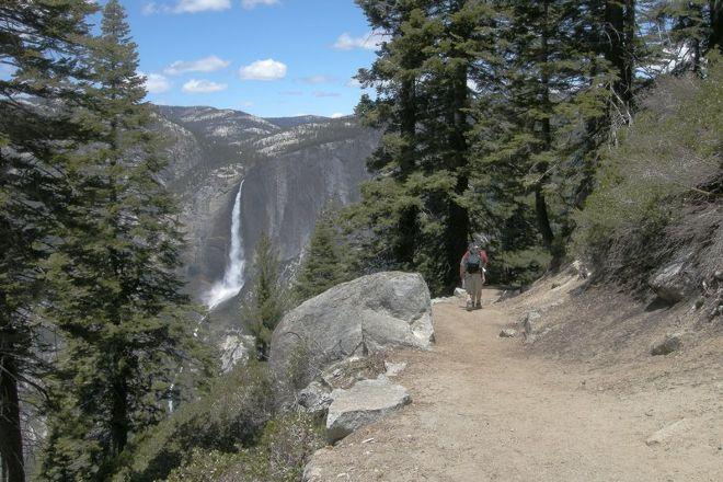 Four Mile Trail, Yosemite National Park, United States