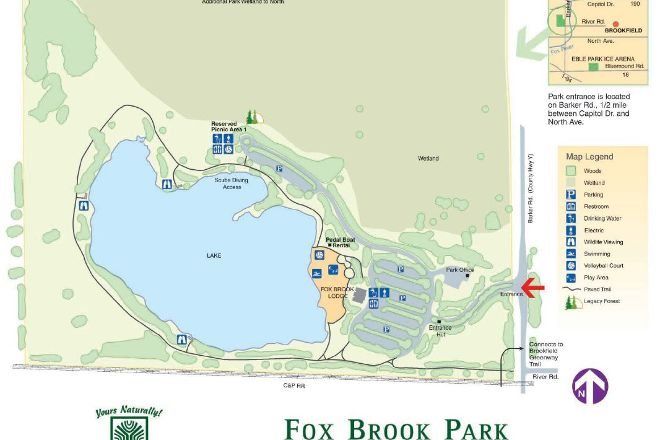 Fox Brook Park, Brookfield, United States