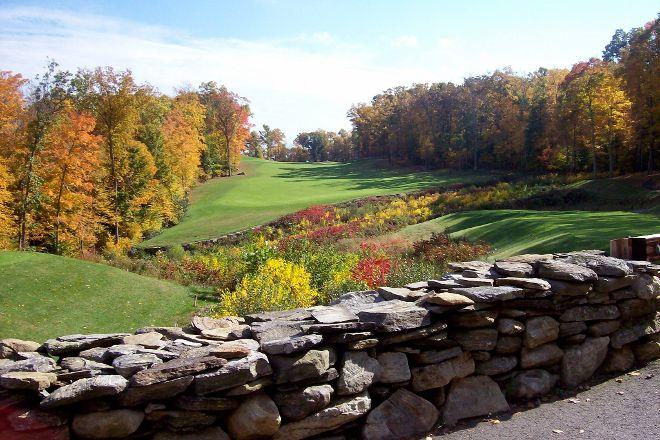 Fox Hopyard Golf Club, East Haddam, United States