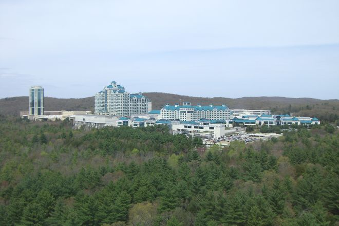 Foxwoods Resort Casino, Mashantucket, United States