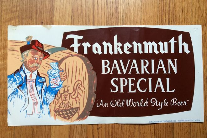 Frankenmuth Lager Mill, Frankenmuth, United States