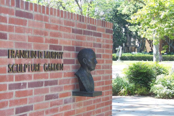 Franklin D. Murphy Sculpture Garden, Los Angeles, United States