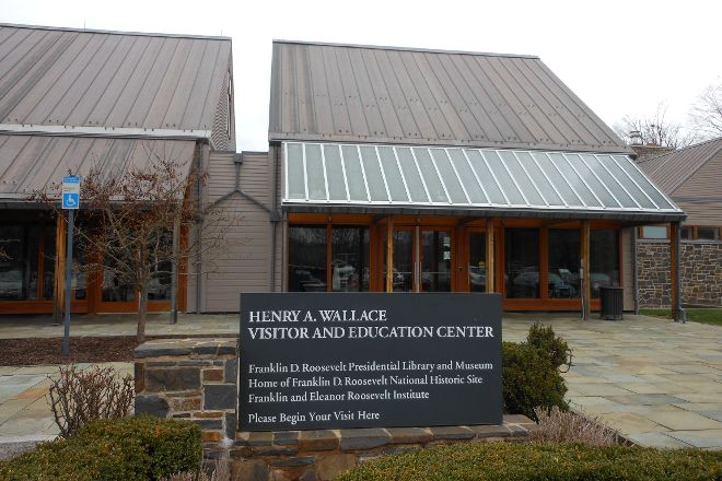 Franklin D. Roosevelt Presidential Library and Museum, Hyde Park, United States