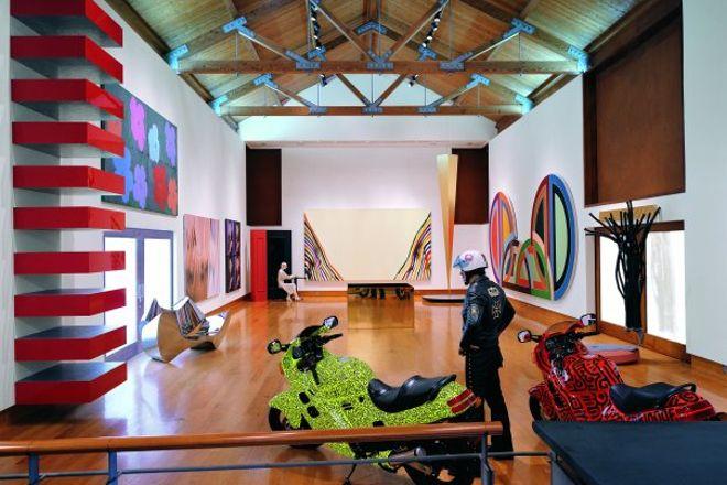 Frederick R. Weisman Art Foundation, Beverly Hills, United States