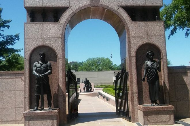 Freedman's Memorial, Dallas, United States