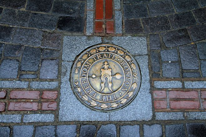 Freedom Trail, Boston, United States