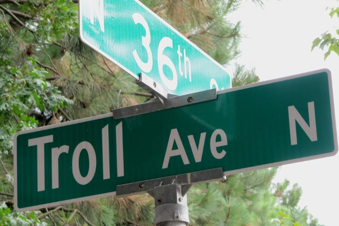 Fremont Troll, Seattle, United States