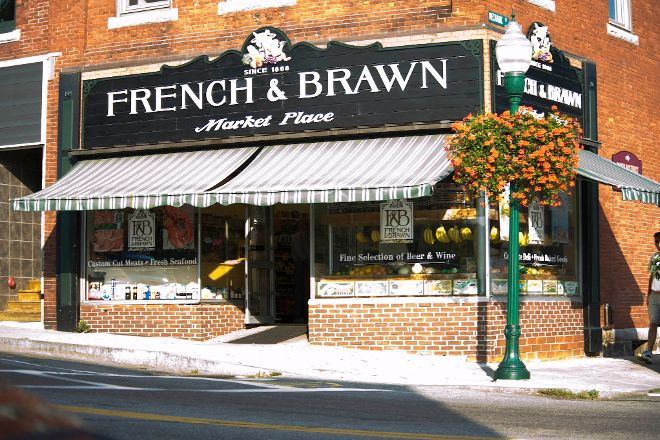 French & Brawn Market Place, Camden, United States