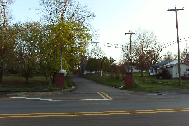 French Camp Academy, French Camp, United States