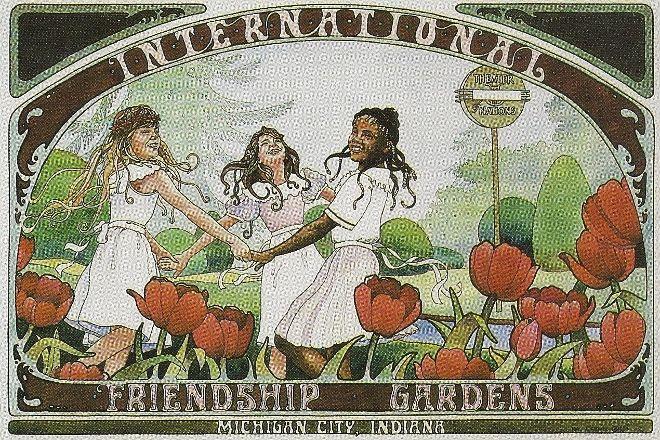 Friendship Botanic Gardens, Michigan City, United States