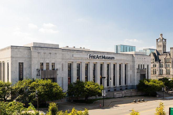 Frist Art Museum, Nashville, United States