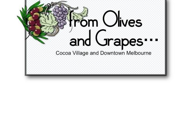 From Olives & Grapes, Cocoa, United States