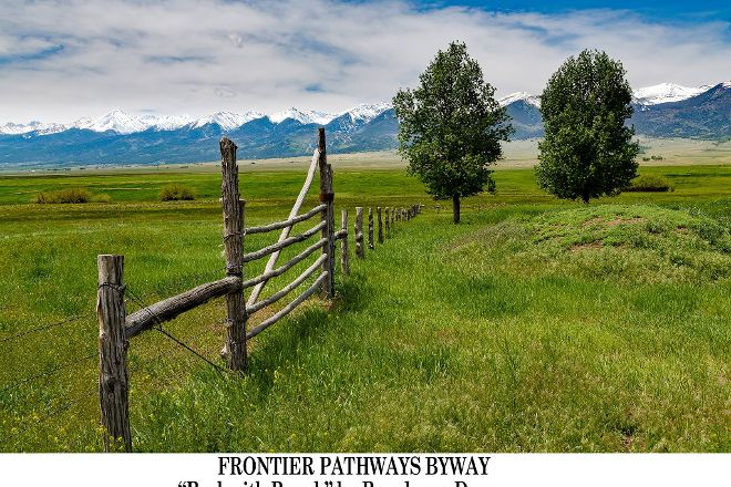 Frontier Pathways Scenic and Historic Byway, Pueblo, United States