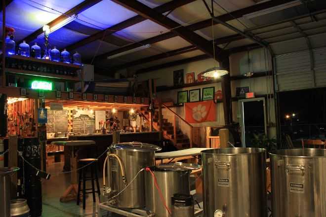 Frothy Beard Brewing Company, Charleston, United States