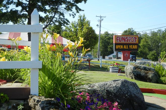 Funspot, Weirs Beach, United States